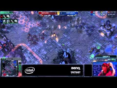 PuMa (T) vs ForGG (T) G3 IEM GamesCom Day 2 Group A