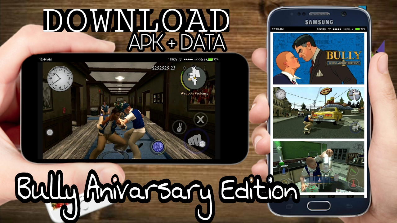 bully for android apk data