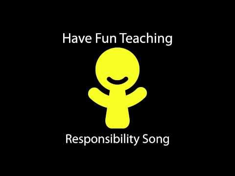 Responsibility Song - Audio
