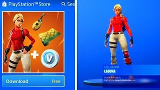 "How To Get ""LAGUNA STARTER PACK"" FREE in Fortnite! (Fortnite Starter Pack 6)"