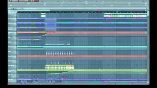 Jack Howes feat. J-Hype - Tomorrow Is Today (C.Amp Remix) Ableton Live & FL-Studio Preview