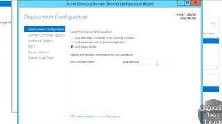 How to Make an Active Directory Domain Controller (Windows Server)