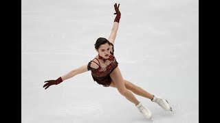 Winter Olympics 2018 Highlights | Ladies Figure Skating | Winter Olympic Games