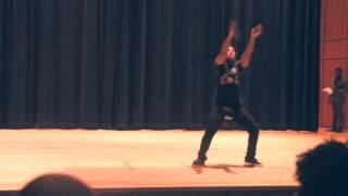 nicholas mafabi   nicholashawk   dancehall performance at georgia state university october 3rd