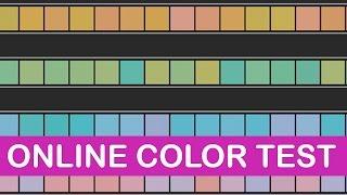 Testing Color Vision Online   LittleArtTalks