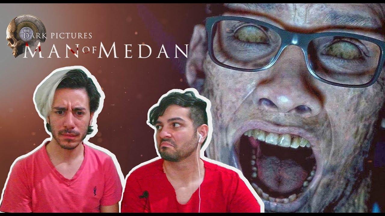 Jogo de Terror #ManOfMedan - Gameplay do Medo