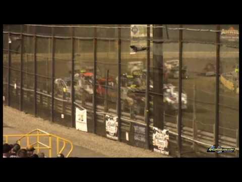 New Egypt Speedway Sportsman Feature 9/10/16