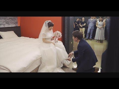 大直和樸/婚禮儀式SDE/Shawn&Sookie