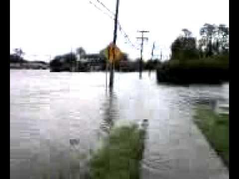irene flooding in denville, new jersey