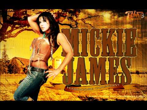 """TNA Mickie James 2011 Theme Song """"Hardcore Country"""" 1080p HD"""