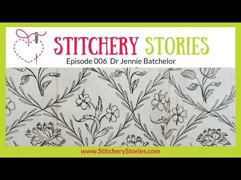 Dr Jennie Batchelor: The Great Lady's Magazine Stitch-Off