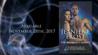 THE BRIGHTEST EMBERS book trailer by Jeaniene Frost