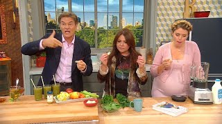 Should You Eat Fewer Carbs? Dr. Oz Shares One Way to Find Out