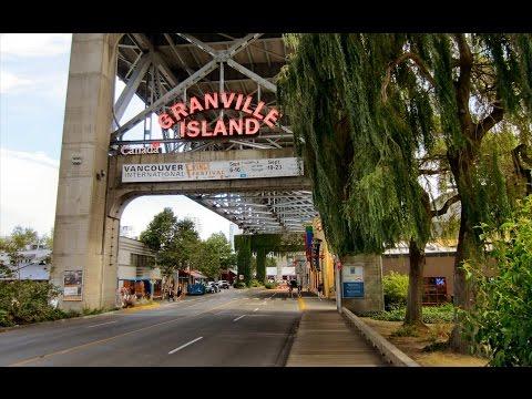 Granville Island Public Market - Vancouver BC
