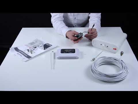 Amplificateur GSM Nikrans LCD-130 de MyAmplifiers
