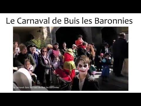 Carnaval de Buis-les-Baronnies