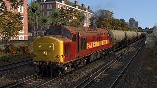 Обзор локомотива от AP Clas37