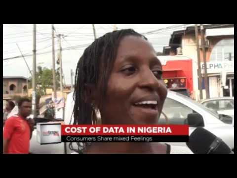 NCC - Internet Data is Comparatively Cheap; Consumers- Data is largely a Luxury