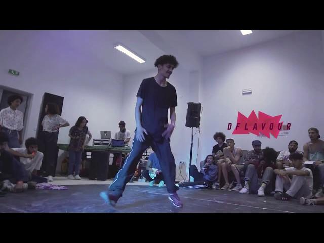 DFLAVOUR vs DLAW ♣ 1vs1 Breaking TOP 16 | Breakreate X Urban Whyz Festival 2018