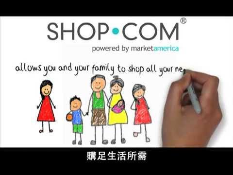 美安公司的SHOP.COM讓你賺得現金回饋