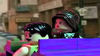 Captain America: The First Avenger Trailer 2 [in LEGO]