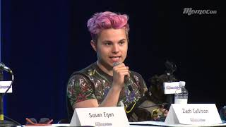 The Voices of Steven Universe! Take 2 at MomoCon 2019