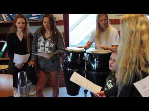 musik weekend på Lundby efterskole