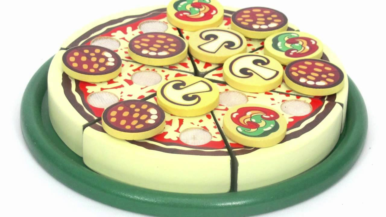 Melissa Doug Toys Pizza Party Toy Review Toytasting