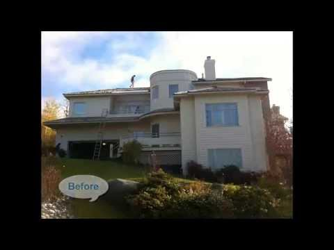 Paint Anchorage - Exterior Painting Before and After Clips