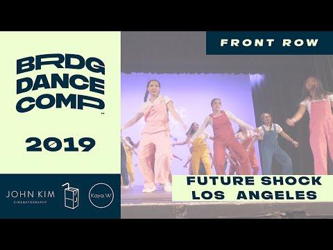 Future Shock LA   Front Row   Bridge Jr's 2019
