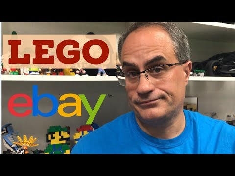 TOP 15 STUPID LEGO EBAY LISTINGS