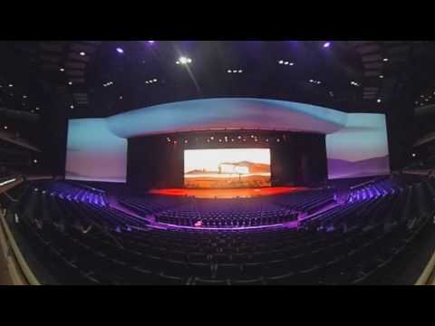 360 Preview of the new Park Theatre at Monte Carlo