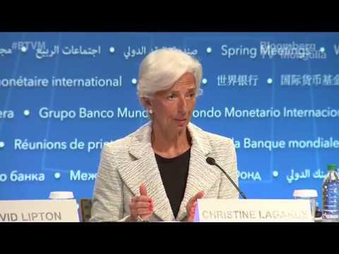 Кристин Лагард: Дэлхийн эдийн засаг дунд, урт хугацаанд тогтвортой өснө