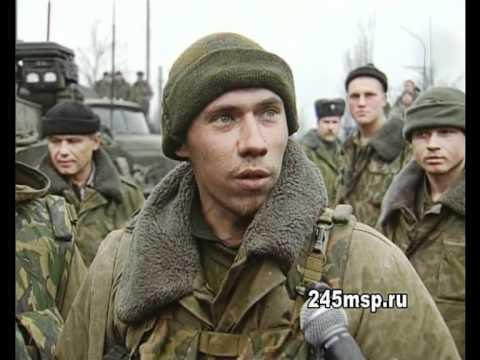 Программа Сергея Доренко (245 мсп в Грозном)