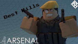 Arsenal: Best Kills (ROBLOX)