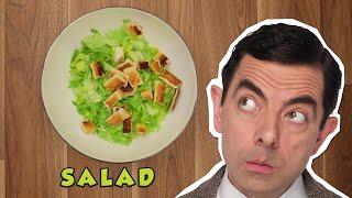 Salad | Handy Bean | Mr Bean Official
