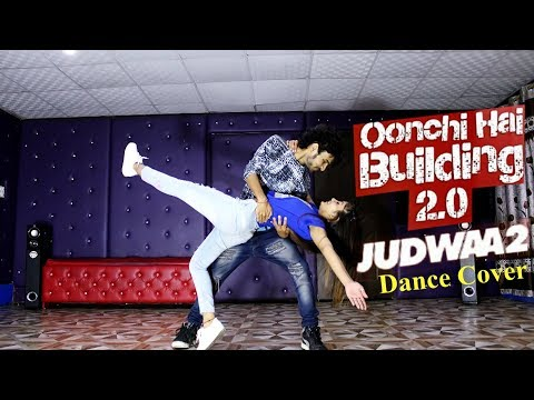 Lift Teri Bandh Hai Dance Video | Judwaa 2 | Bollywood Choreography | Ajay Poptron And Divya