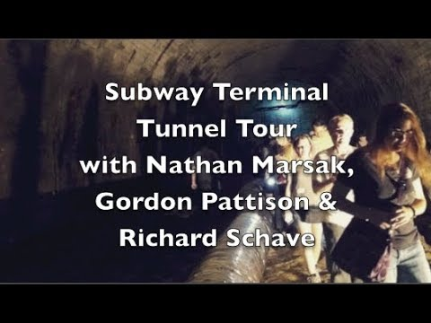 LAVA Sunday Salon: Subway Terminal Tunnel (June 2017)