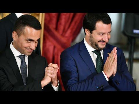 France recalls Italy ambassador over 'unprecedented' chaos