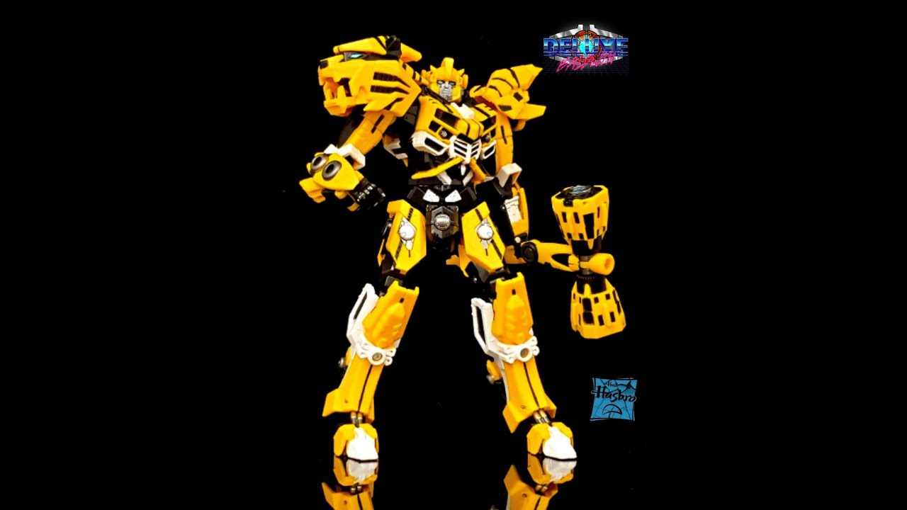 Transform Element Wasp Tiger. Bumblebee Review by Deluxe Baldwin