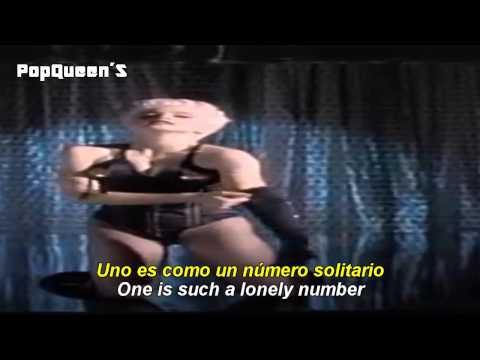 Madonna - Open Your Heart OFFICIAL VIDEO [Subtitulado al Español + Lyrics]