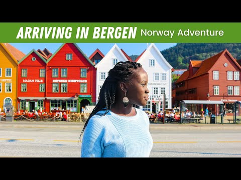 EP #78 | LONDON to BERGEN // (NORWAY IN A NUTSHELL) TRAVEL VLOG