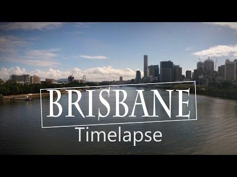 Brisbane Timelapse