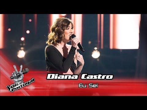 Diana Castro - 'Eu Sei'   Final   The Voice Portugal