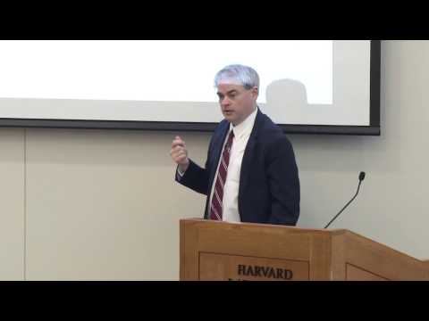 "Thomas J. Brennan Chair Lecture: ""Focus and Perspective in Taxation"""