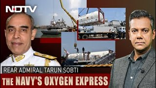 Fighting COVID-19: Navy's Operation Samudra Setu II