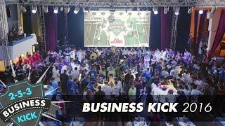 2-5-3 Business Kick 2016 in Berlin - Kivent GmbH