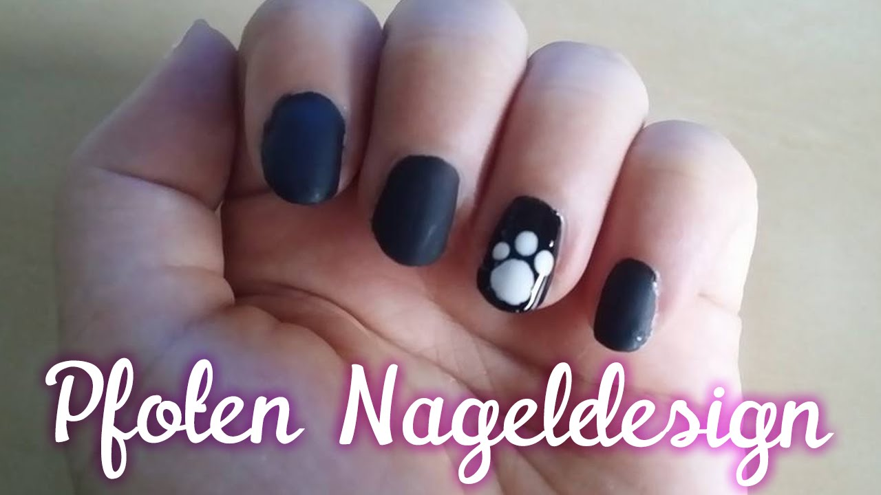 Einfaches nageldesign f r kurze n gel und f r anf nger for Nageldesign matt