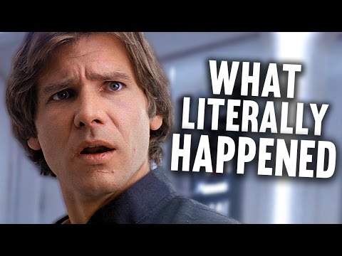 What Literally Happened in Star Wars: The Empire Strikes Back