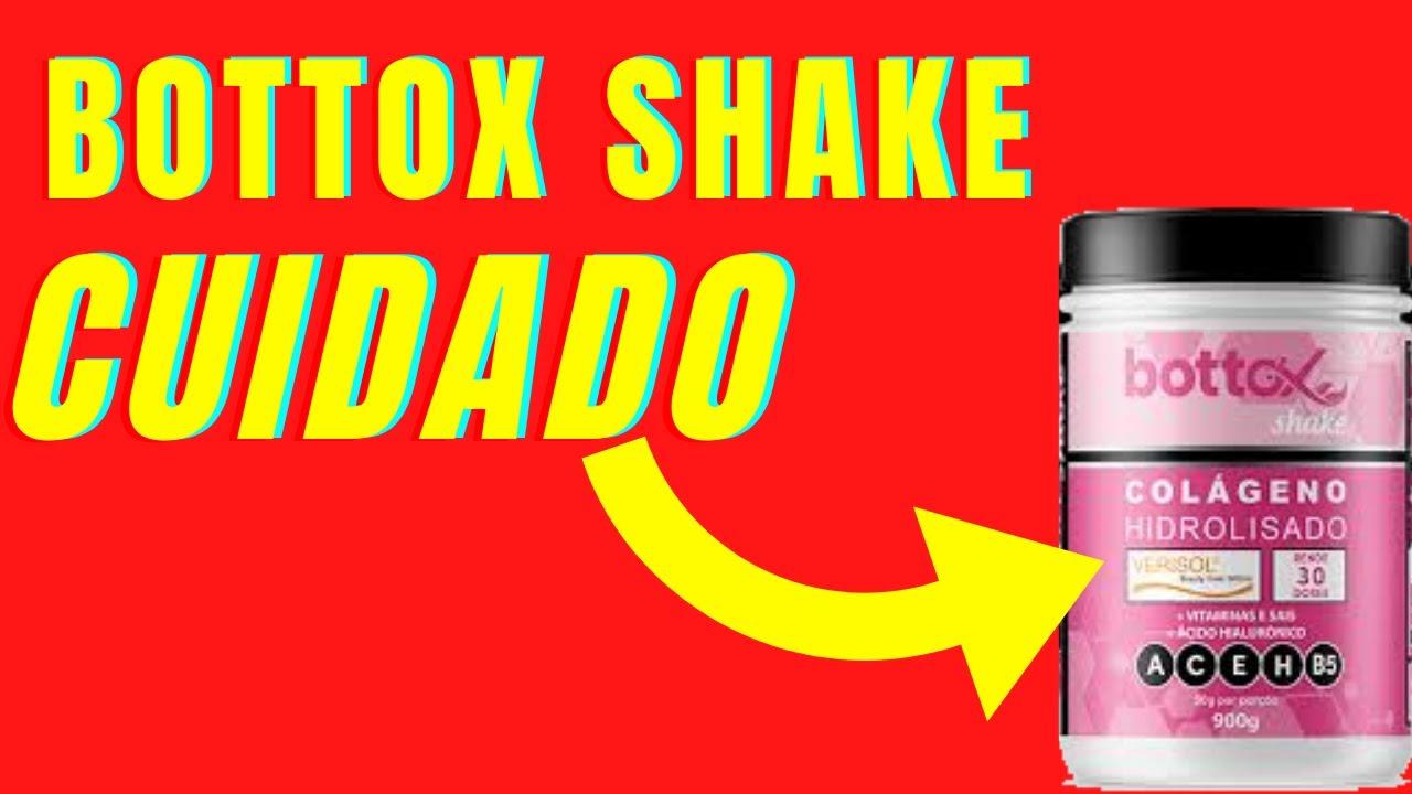 bottox shake reclame aqui